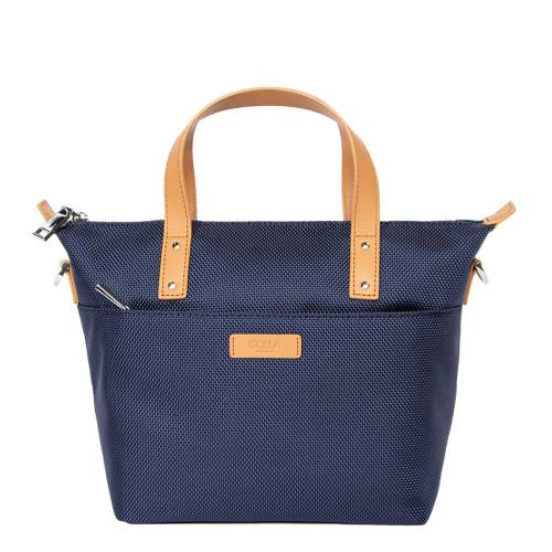 GOLLA Handbag Carina Navy Nylon
