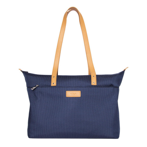 "GOLLA Tote Bag Mimosa 13"" Navy Nylon"