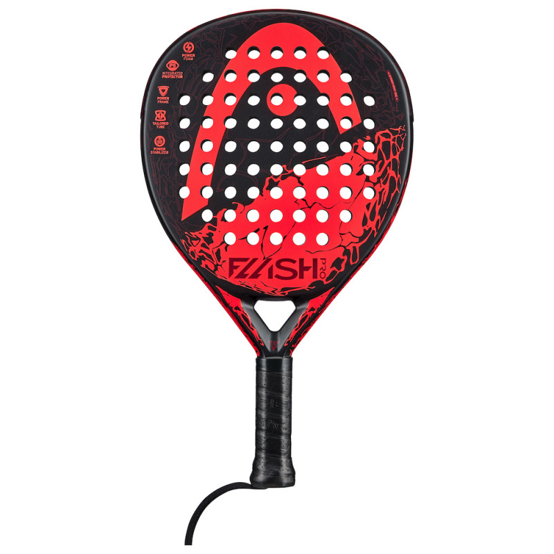 HEAD Flash PRO Red