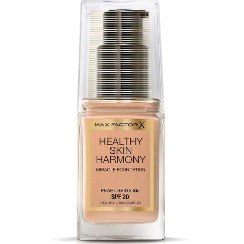 Max Factor Healthy Skin Harmony Miracle Foundation 35 Pearl Beige