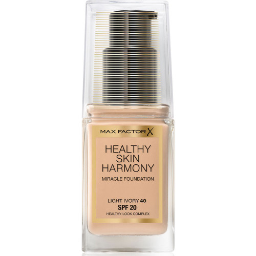 Max Factor Healthy Skin Harmony Miracle Foundation 40 Light Ivory