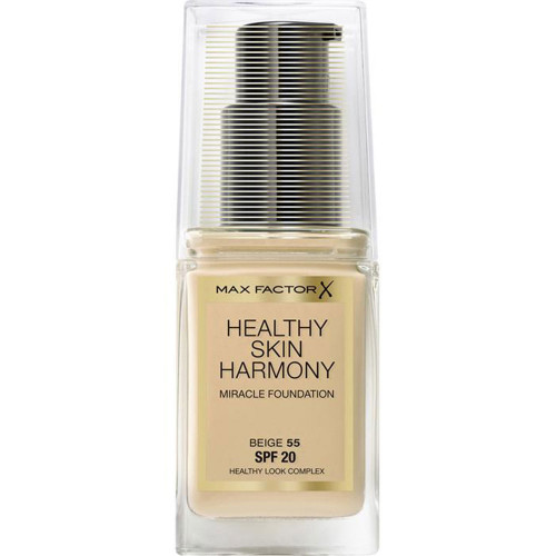 Max Factor Healthy Skin Harmony Miracle Foundation 55 Beige