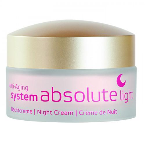 Börlind System Absolute LIGHT Natt 50ml