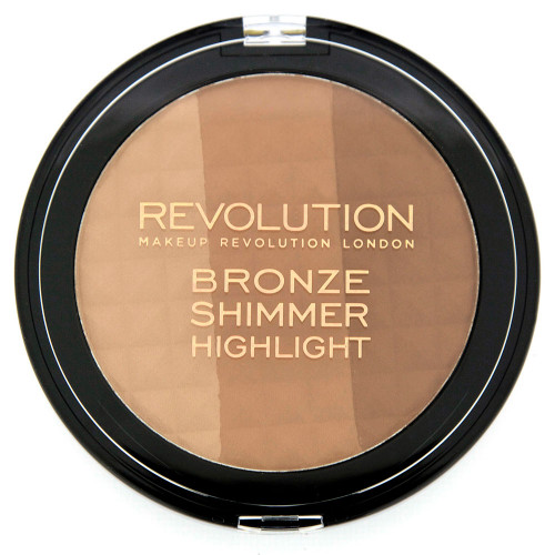 Makeup Revolution Ultra Bronze Shimmer Highlighter