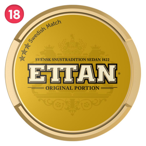 Ettan Original Portion 10-pack