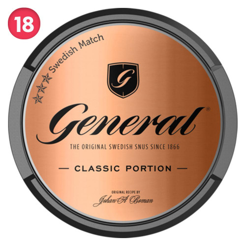 General Original Portion 10-pack
