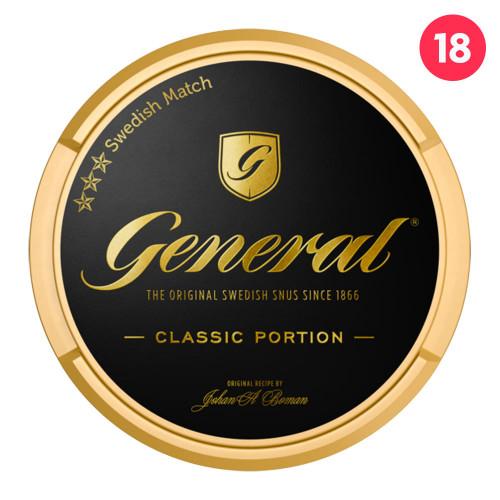 General Original Portion 10-pack