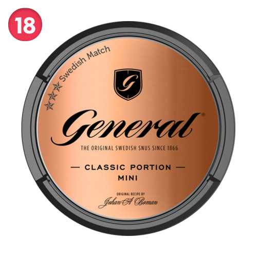 General Original Mini 10-pack