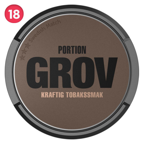 Grov Original Portion 10-pack