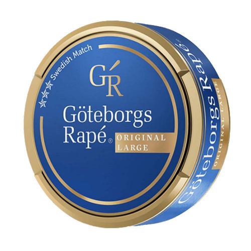 Göteborgs Rapé Original Portion 10-pack