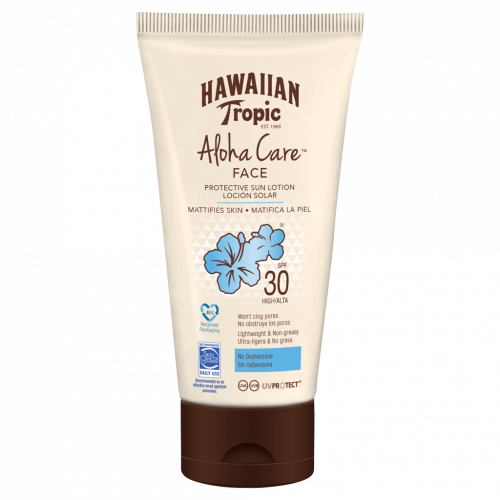 Hawaiian Tropic Aloha Care Face SPF30 90 ml