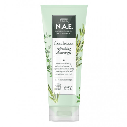 N.A.E Shower Gel Herbal 200 ml