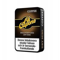 Al Capone Coffee Dry Minisnus 10-pack