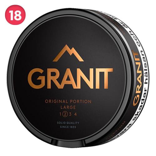 Granit Original Portion Large 10-pack