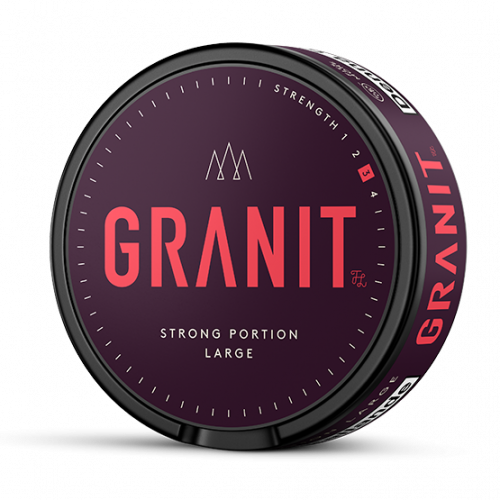 Granit Strong Portion 10-pack