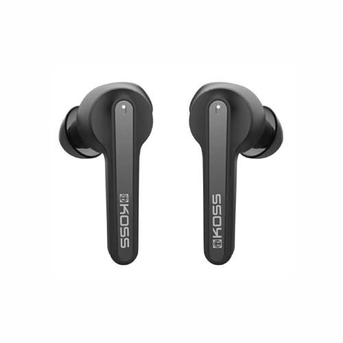 KOSS Hörlur In-Ear TWS150i Trådlös True Wireless Mic Svart