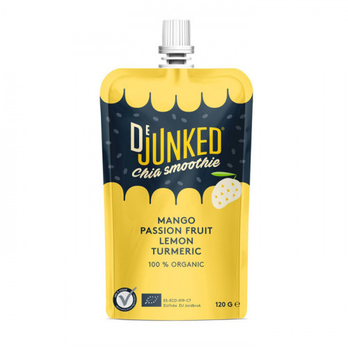 Dejunked Dejunked Chia Smoothie - Yellow 120g EKO