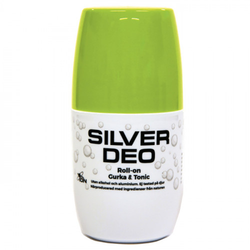 Ion Silver Silver Deo Gurka Lime 50ml