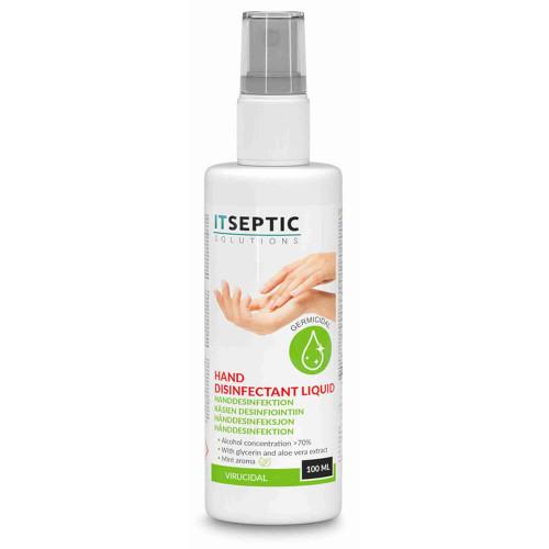 ITSEPTIC Handdesinfektion Flytande >70% Alkohol 100ml