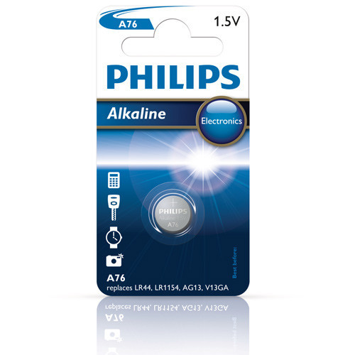 Philips LR44  1-pack