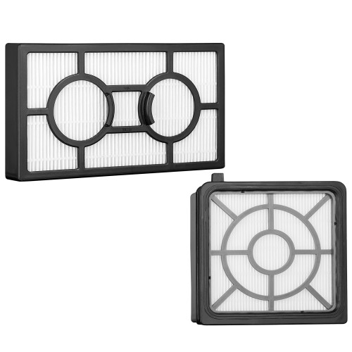 Champion HEPA-filter CHDS210 in/outlet