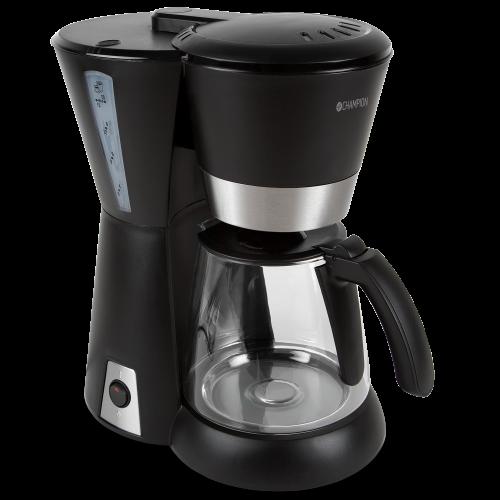 Champion Kaffebryggare 12 koppar Svart