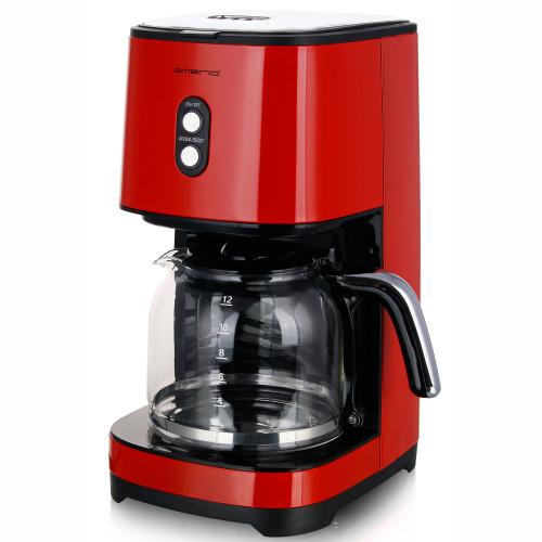 Emerio Kaffebryggare Retro red 1,5l 9