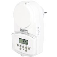 LogiLink Utomhustimer Digital 1800W IP4
