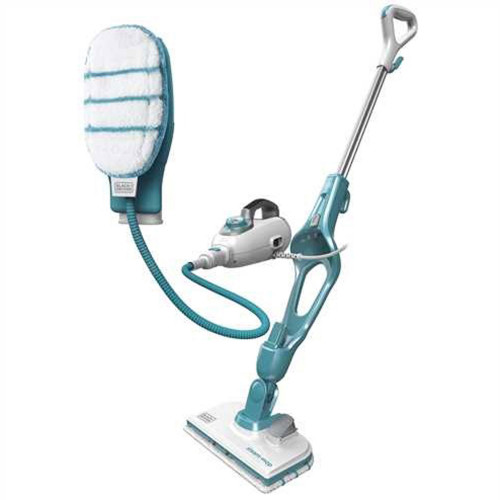 Black & Decker Ångmopp Steam Mop 15 i 1 1300W