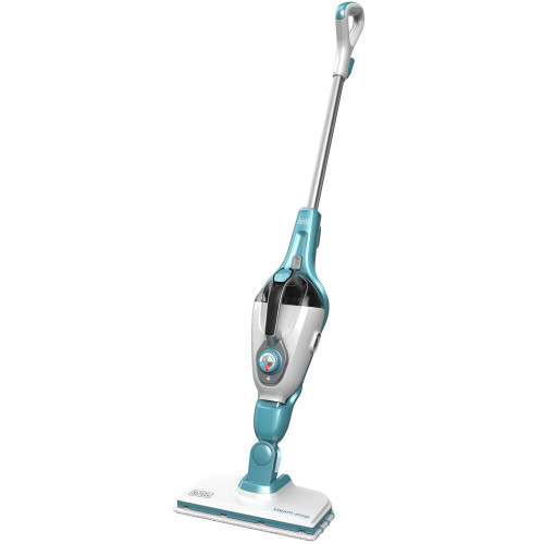 Black & Decker Ångmopp Steam Mop 2 i 1 1300W