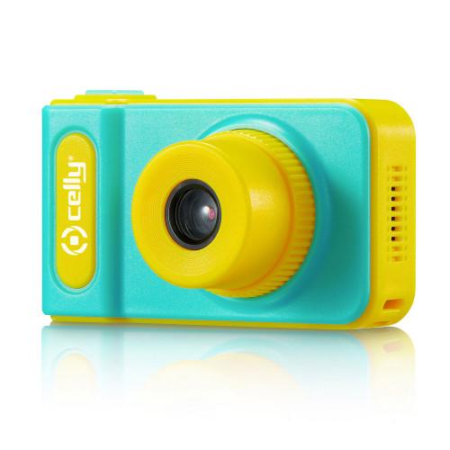 Celly Digitalkamera för barn Blå