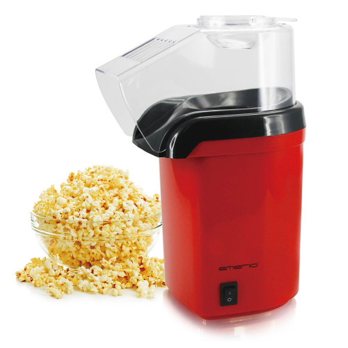 Emerio Popcornmaskin Röd