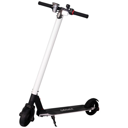 Denver Electric kick scooter White