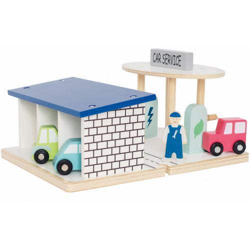 Jabadabado Bensinstation M Garage