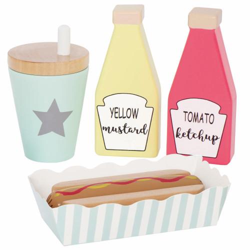 Jabadabado Hot Dog Meal