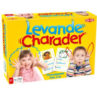 Tactic Spel Levande Charader