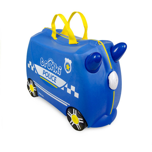 Trunki Resväska Percy the Policecar