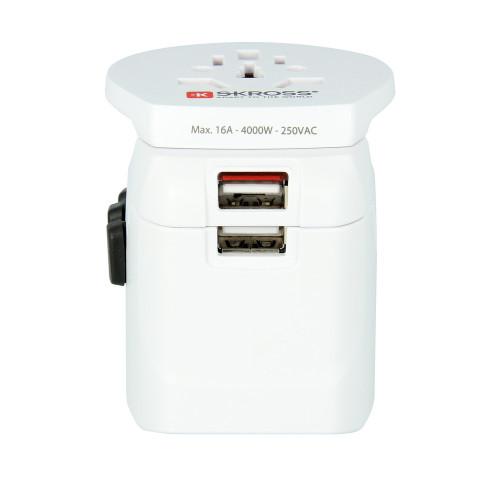 SKROSS Pro Light World Adapter USB