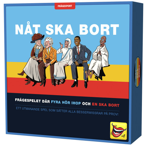 Alf Nåt Ska Bort