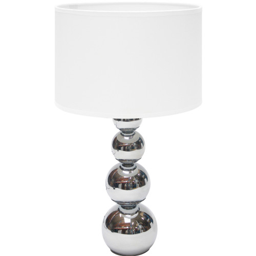 Smartwares Bordslampa touch & dim L Vit