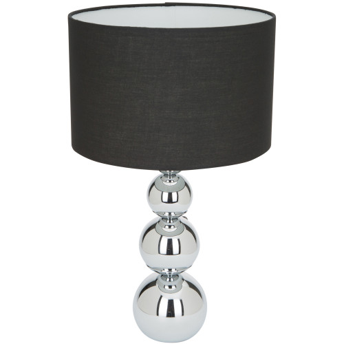 Smartwares Bordslampa touch & dim L Svart