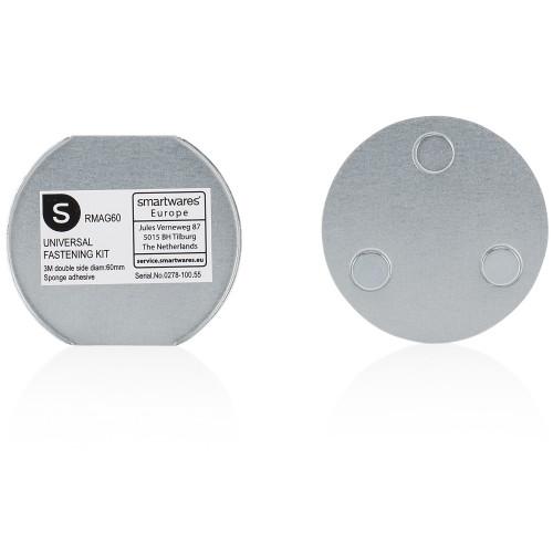 Smartwares Magnetfäste Brandvarnare 7cm+