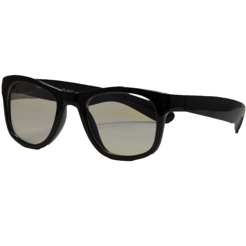 Real Shades Screen Shades Black 7 yrs+