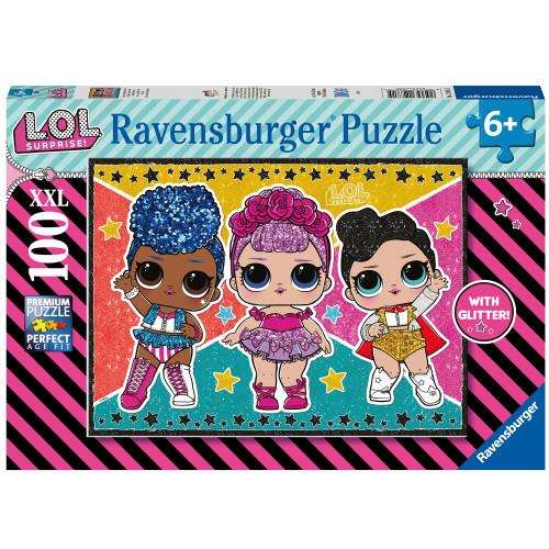 Ravensburger L.O.L.Glittterati 100 Glitter