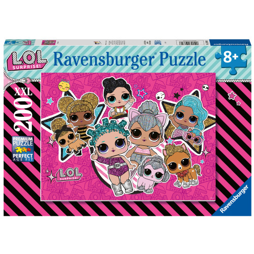 Ravensburger L.O.L. Girl power 200p