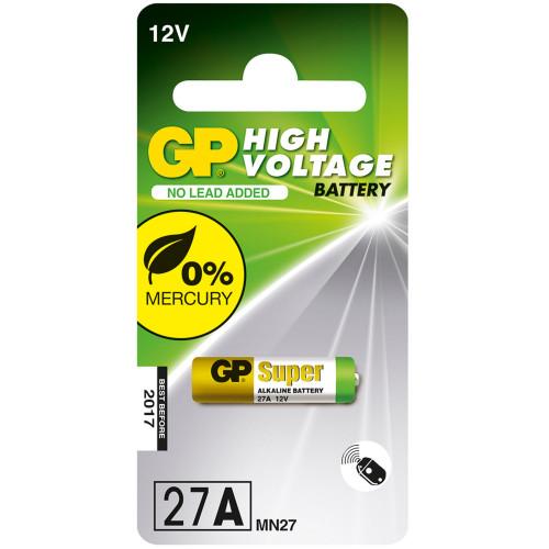 GP 27A / 37AF / MN27 12V 1-pack