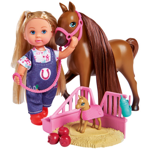 Evi Love Doctor Evi Horse Rescue