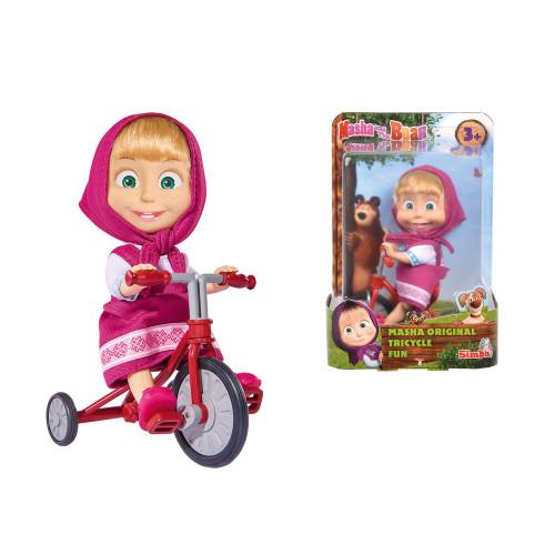 Masha och Björnen Masha Original Tricycle Fun