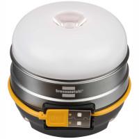 Brennenstuhl Laddningsbar campinglampa USB