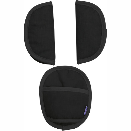 Dooky Universal Pads Black